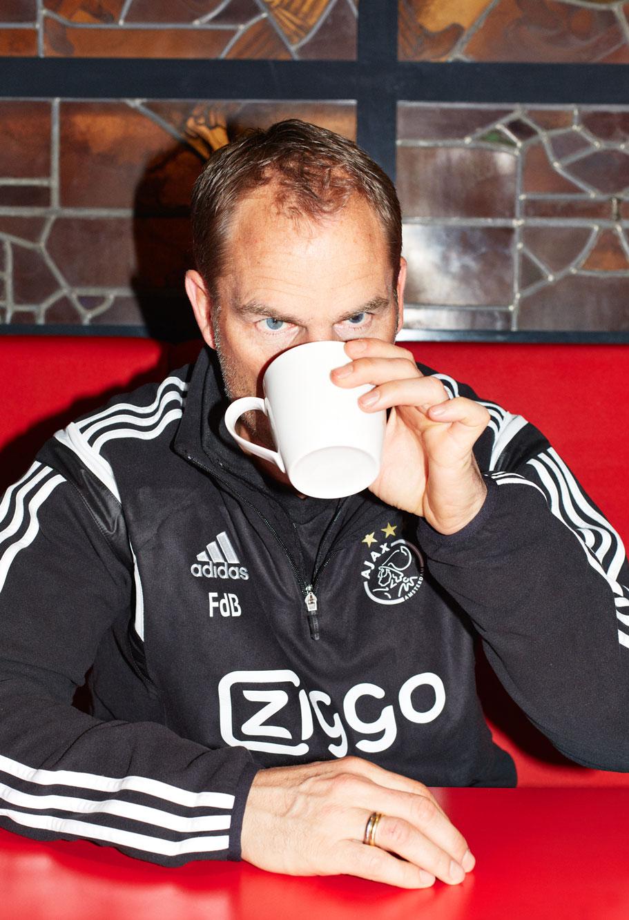 Frank De Boer, 2014 Home Patrick Desbrosses