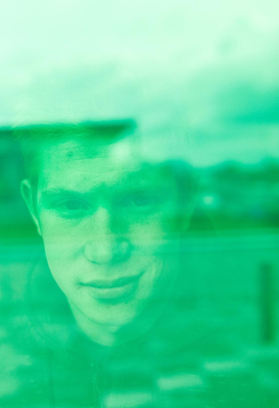 Kevin de Bruyne, 2015 Portrait Patrick Desbrosses