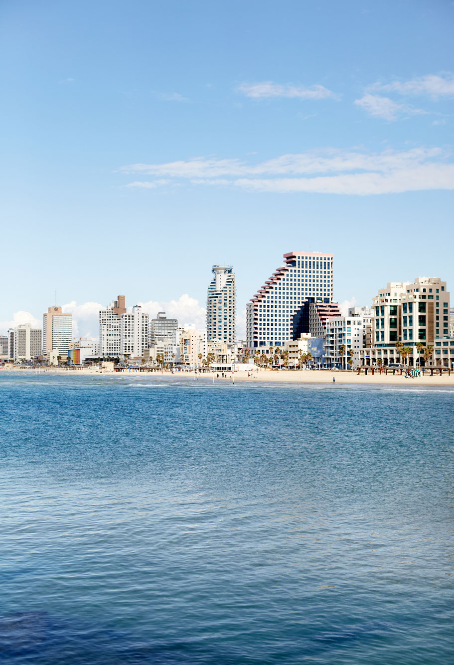 Tel Aviv, 2014 Home Patrick Desbrosses