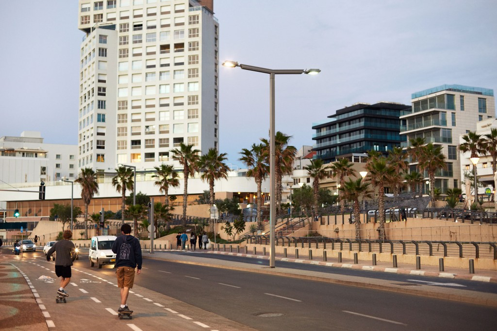 Tel Aviv, 2014 Stories Patrick Desbrosses