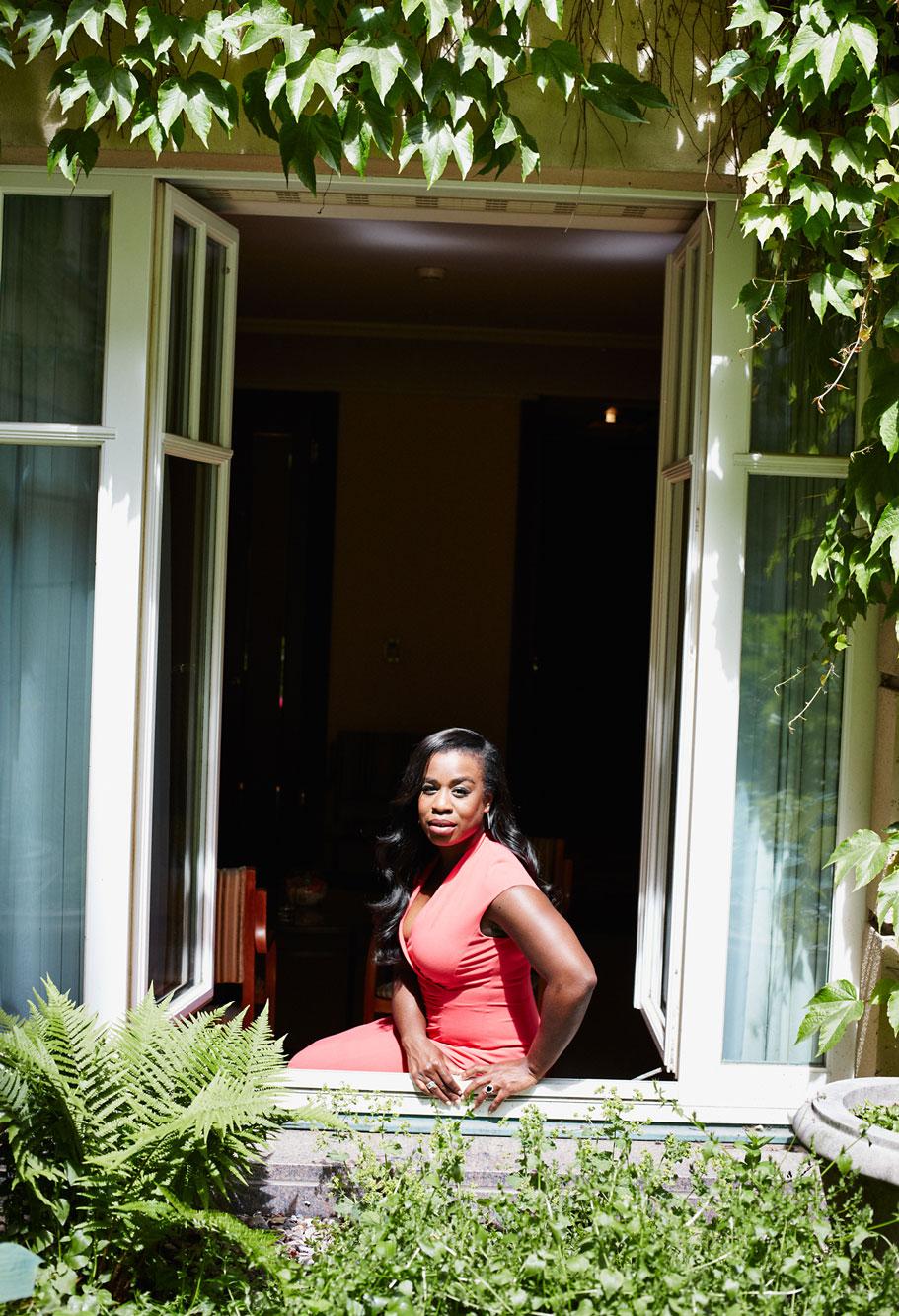 Uzo Aduba, 2015 Home Patrick Desbrosses