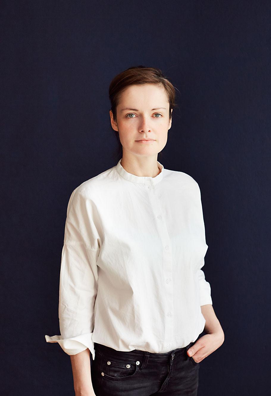 Susanne, 2014 Portrait Patrick Desbrosses