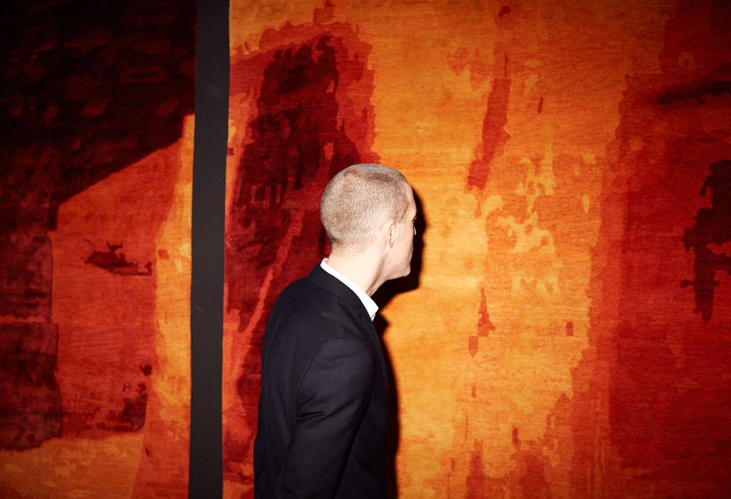 Benjamin von Stuckrad-Barre, 2012 Portrait Patrick Desbrosses