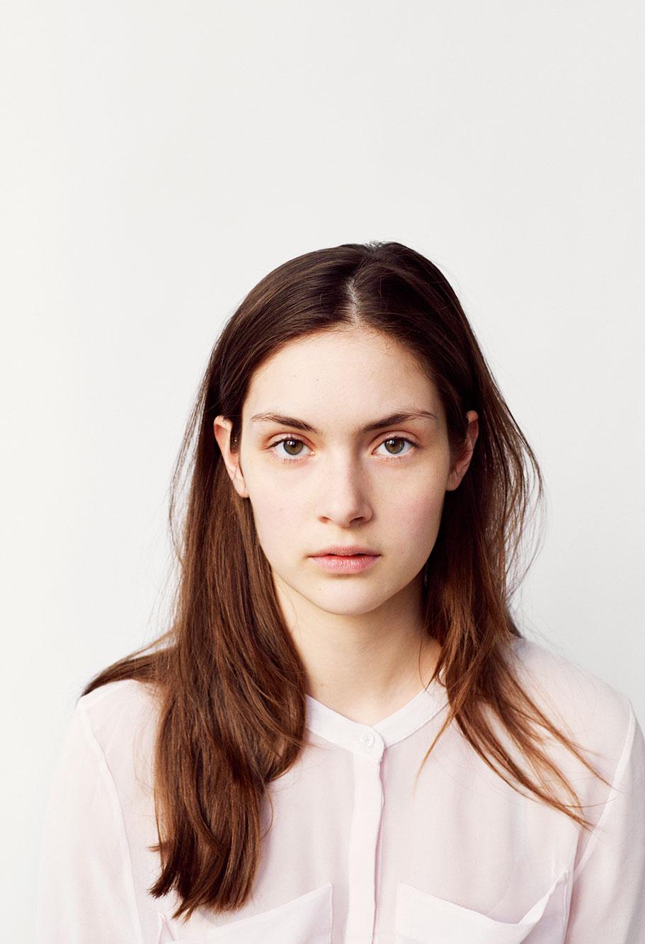 Emily, 2013 Portrait Patrick Desbrosses