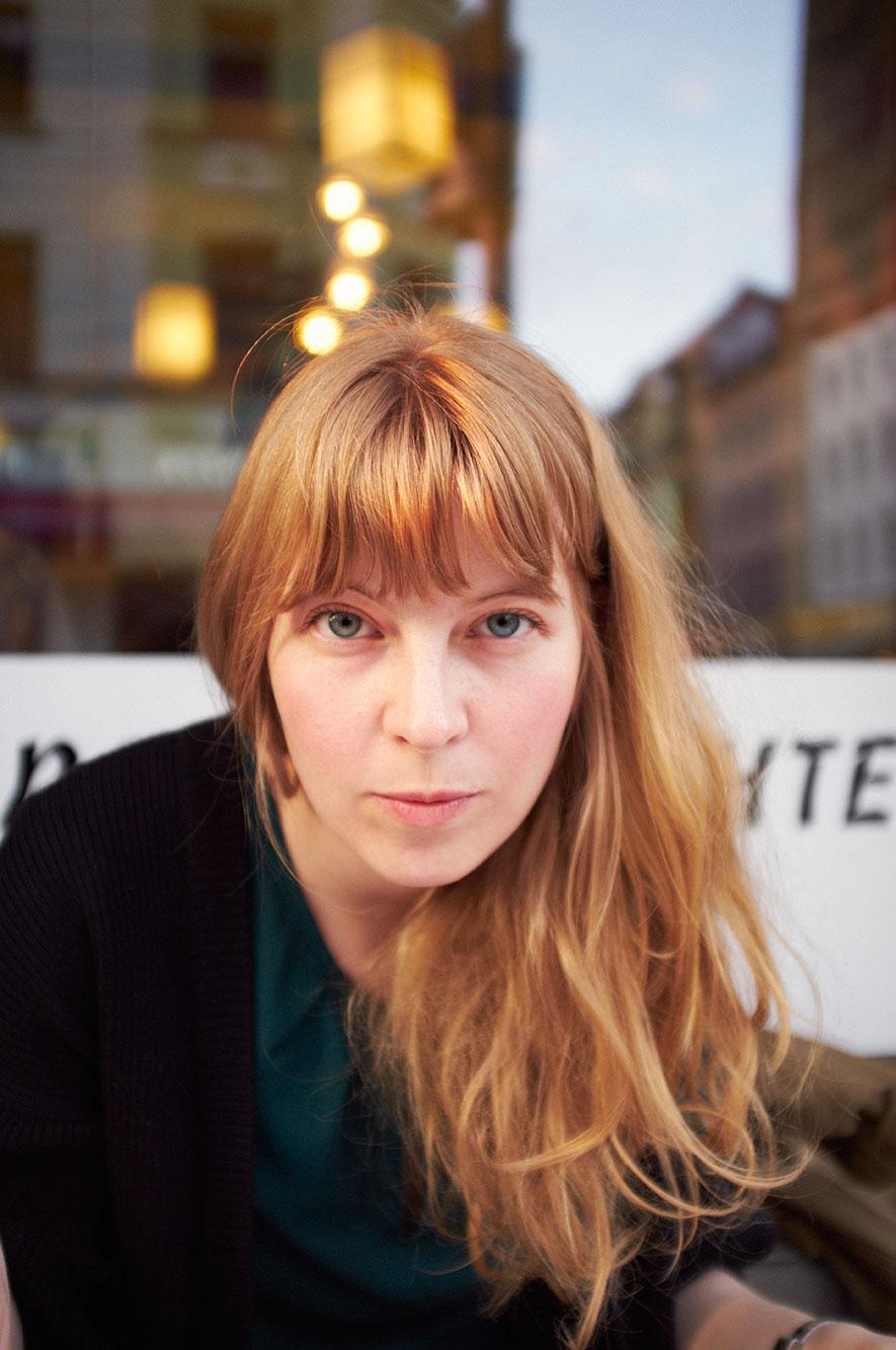 Fabienne, 2012 Portrait Patrick Desbrosses
