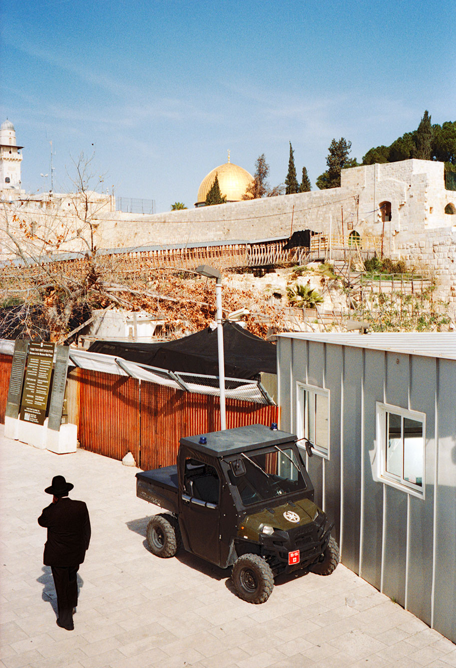 Jerusalem, 2009 Home Patrick Desbrosses
