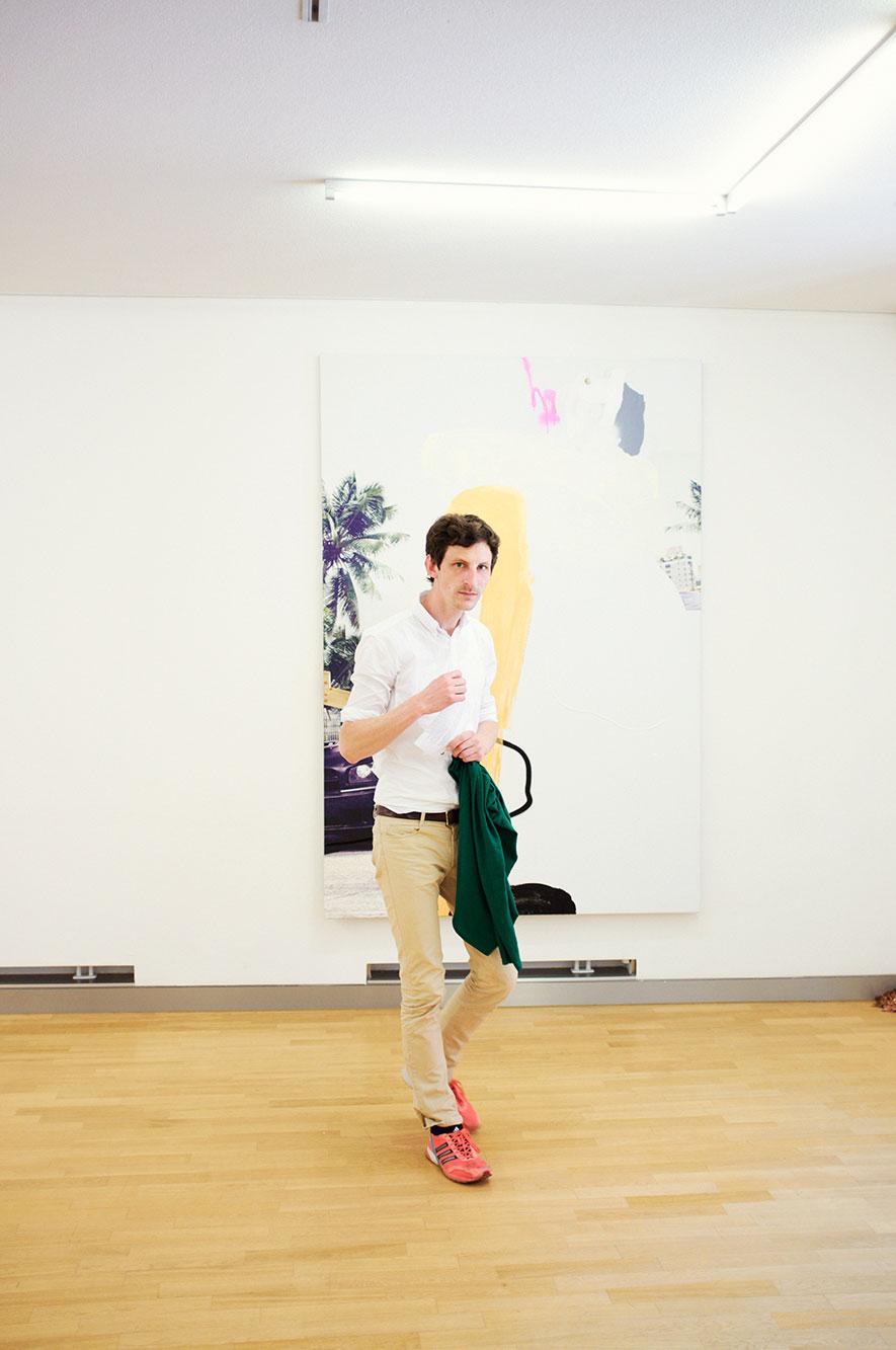 Jonas, 2012 Portrait Patrick Desbrosses