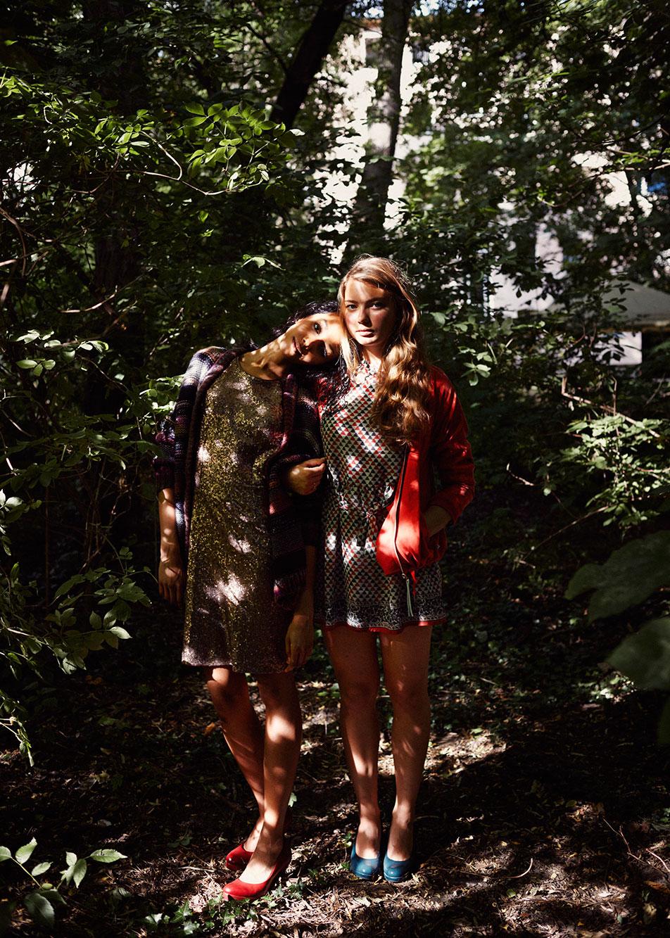 Marie & Daisy, 2013 Fashion Patrick Desbrosses