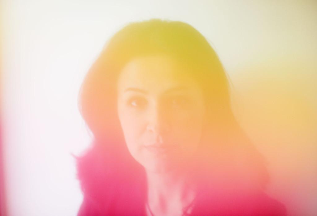 Neda Soltani, 2012 Portrait Patrick Desbrosses