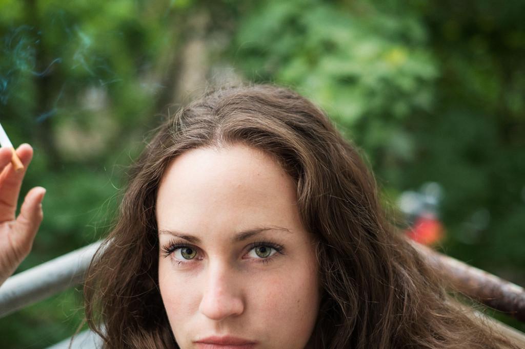 Sabrina, 2012 Portrait Patrick Desbrosses