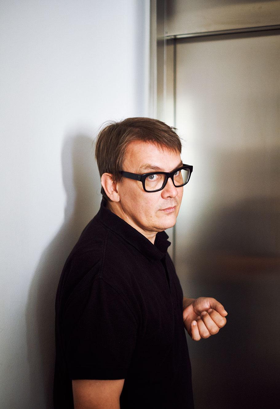 Sven Regener, 2013 Portrait Patrick Desbrosses