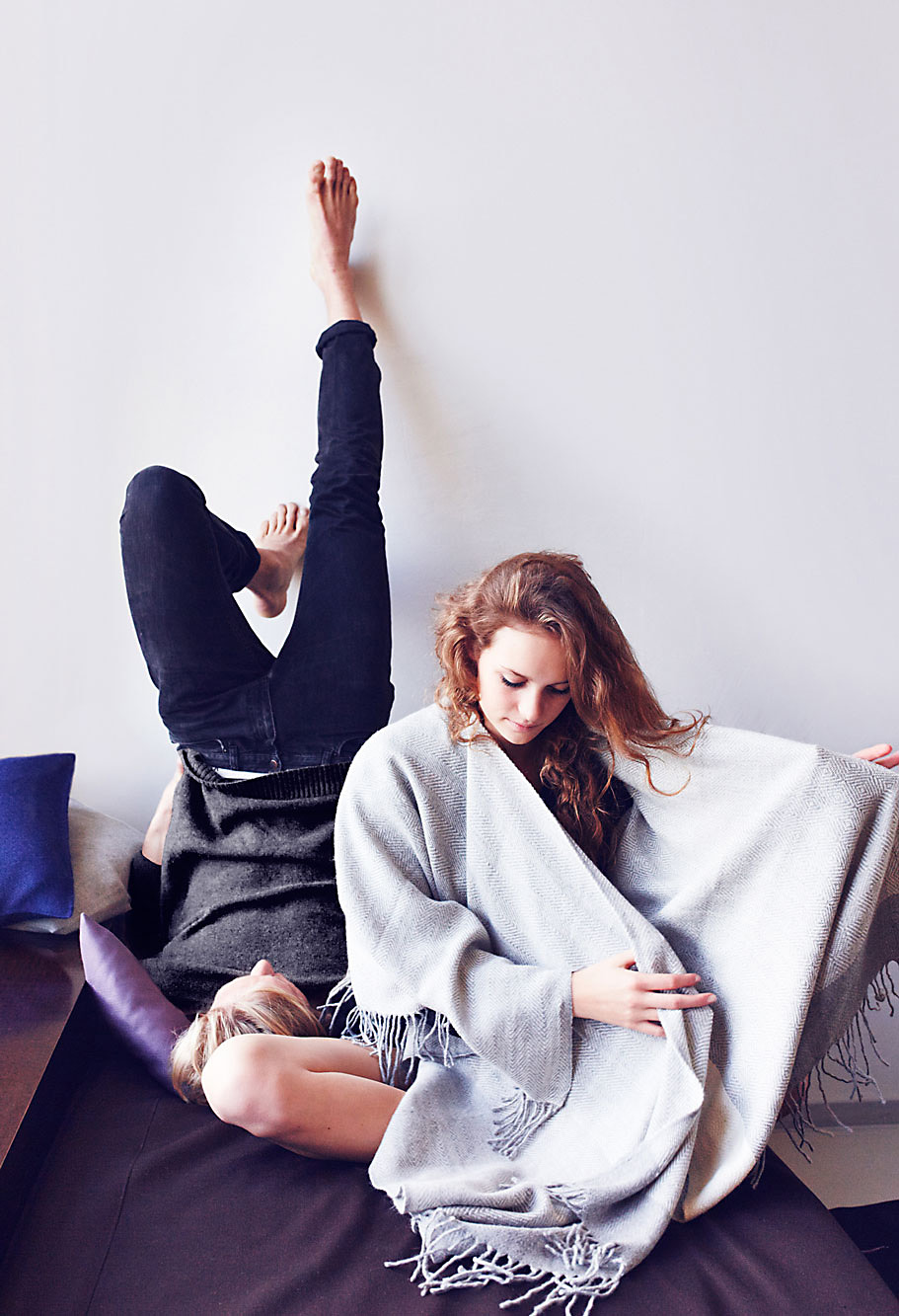 Folkdays Campaign FW14/15 Fashion Patrick Desbrosses