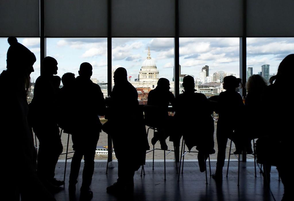 London, 2014 Stories Patrick Desbrosses