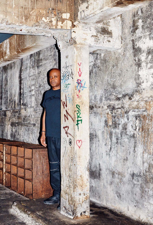 Juan Atkins, Rolling Stone Editorial Patrick Desbrosses