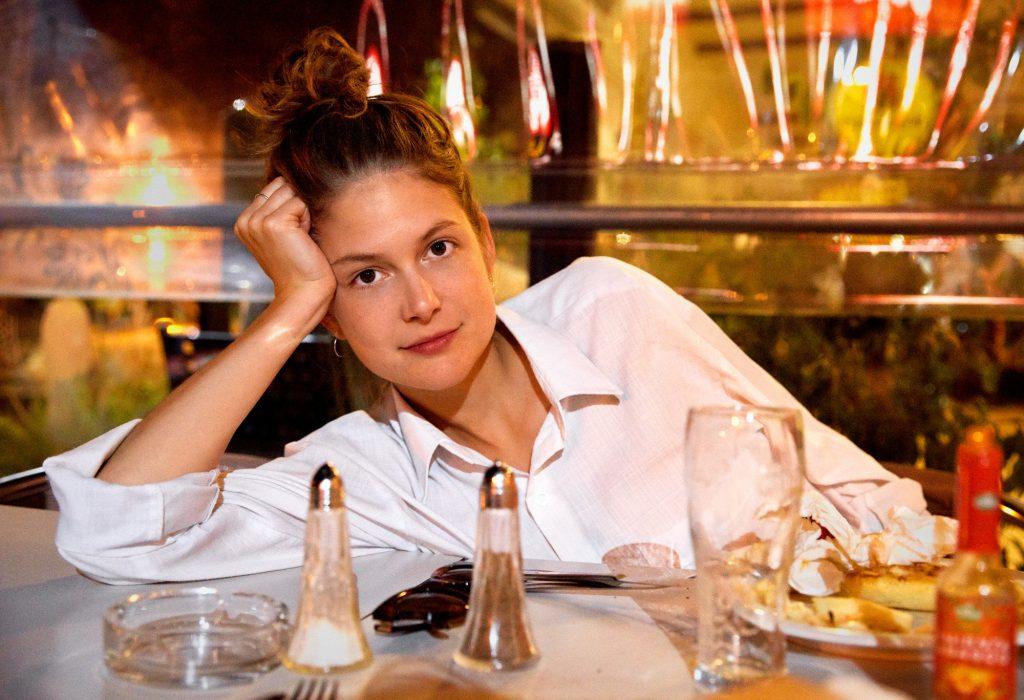 Zsuzsanna Portraits Patrick Desbrosses