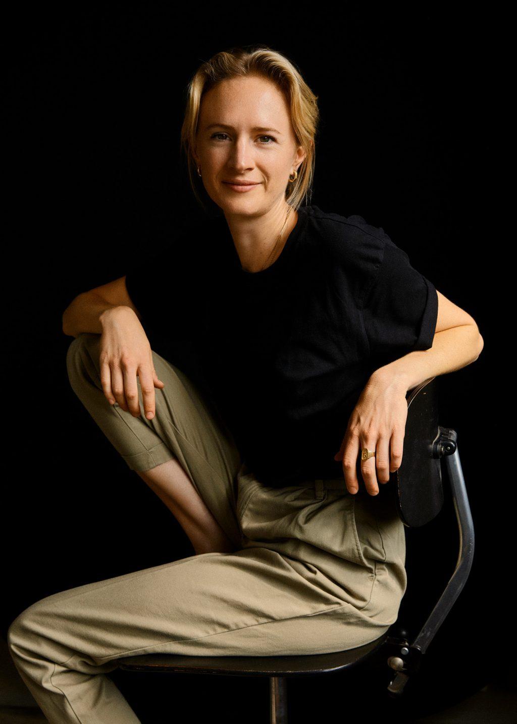 Alexandra Portraits Patrick Desbrosses