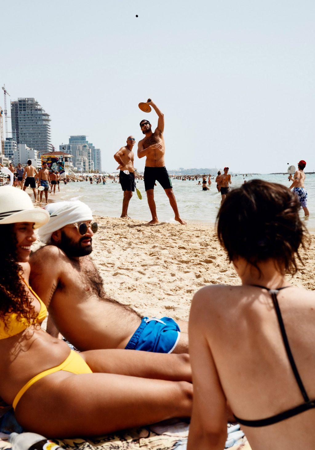 Tel Aviv, Israel Home Patrick Desbrosses