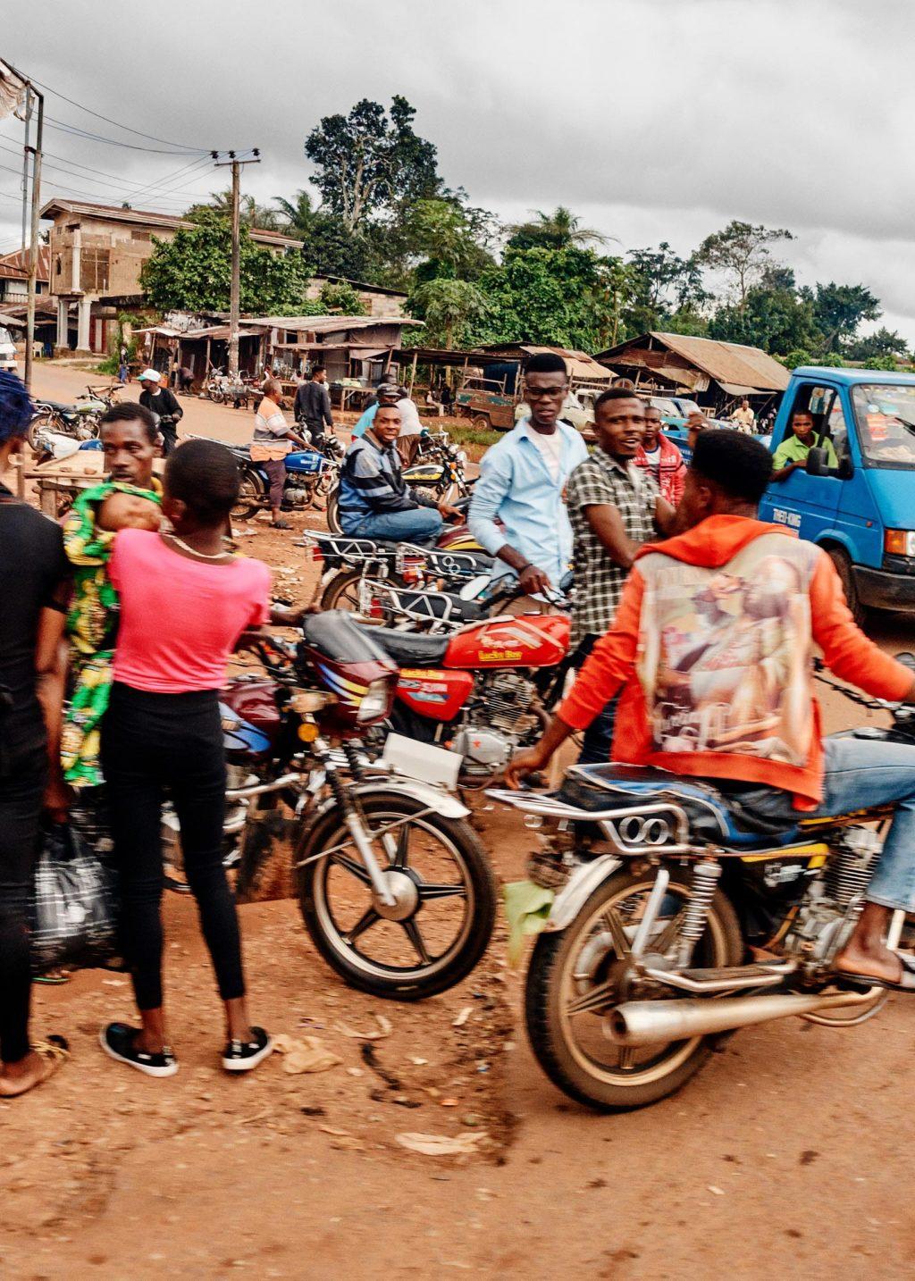 Lagos, Nigeria Travel Patrick Desbrosses