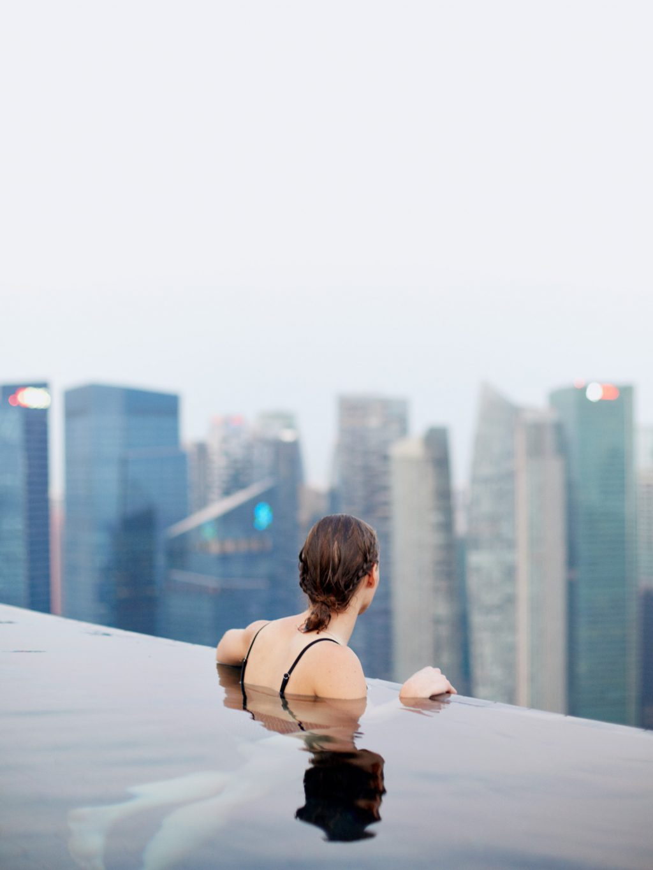 Singapore, Harper's Bazaar Travel Patrick Desbrosses